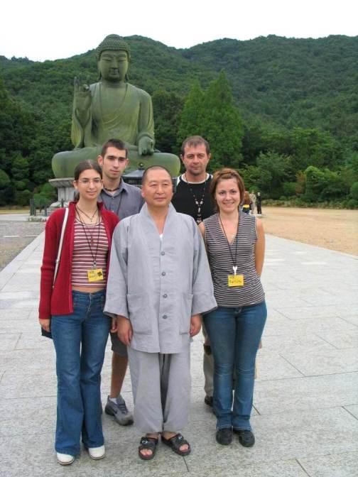 Dinfac 2003 a magyar csapatommal